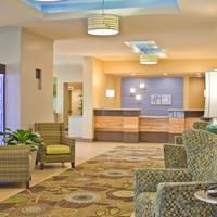 Holiday Inn Express Charleston Dwtn - Ashley River Holiday Inn Express Charleston Downtown Lobby