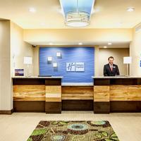 Holiday Inn Express Charleston Dwtn - Ashley River Lobby