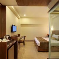 Hotel Express Residency Vadodara Guestroom View