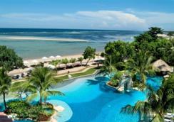 Grand Aston Bali Beach Resort - South Kuta - Lobi