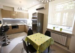 Hostel U Vokzala Brandson - Khabarovsk - Dapur
