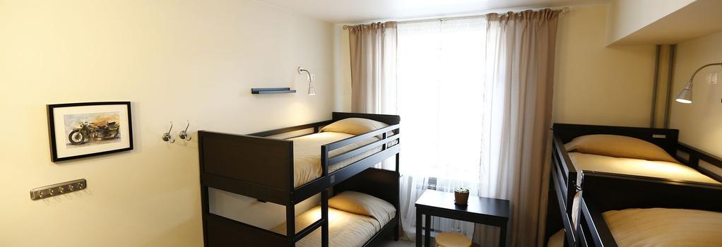 Hostel U Vokzala Brandson - Khabarovsk - Bedroom
