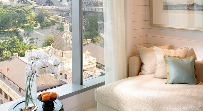 Mandarin Oriental, Hong Kong - Hong Kong - Bedroom