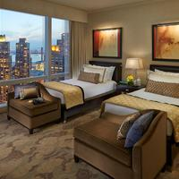 Mandarin Oriental, New York Skyline View Room