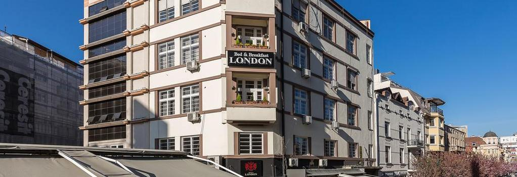 London Bed And Breakfast - Skopje - Building