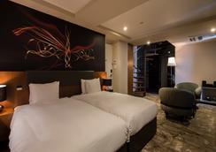 Akasaka Granbell Hotel - Tokyo - Kamar Tidur