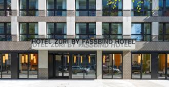Züri By Fassbind - Zurich - Bangunan