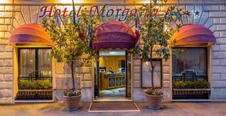 Hotel Morgana - Roma - Bangunan