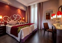 Hotel Morgana - Roma - Kamar Tidur