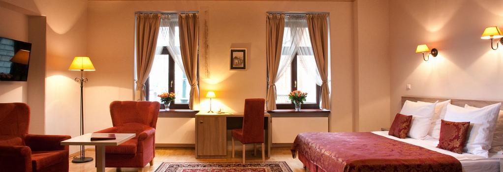 Hotel Santi - Krakow - Bedroom