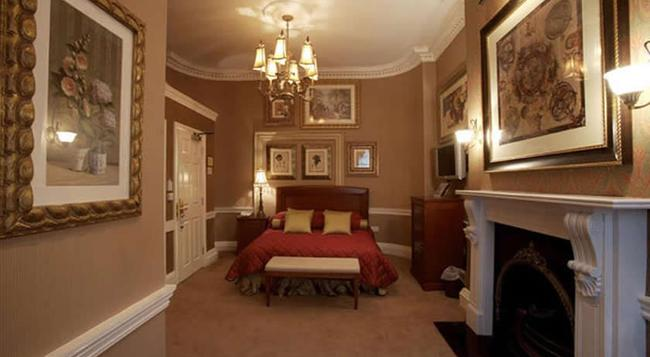 Opulence Central London - London - Bedroom