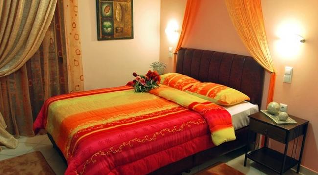 Anesis - Ioannina - Bedroom