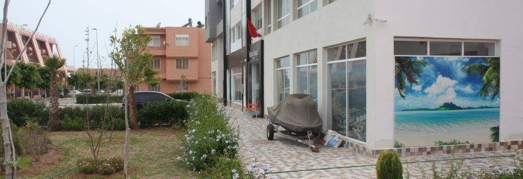 Crocro surf maroc - Agadir - Building