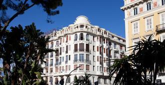 Albert 1'er Hotel Nice, France - Nice - Bangunan