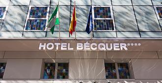 Becquer Hotel - Sevilla - Bangunan