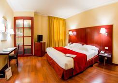Hotel Arosa - Madrid - Kamar Tidur