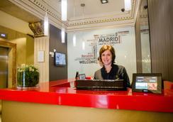 Hotel Arosa - Madrid - Lobi