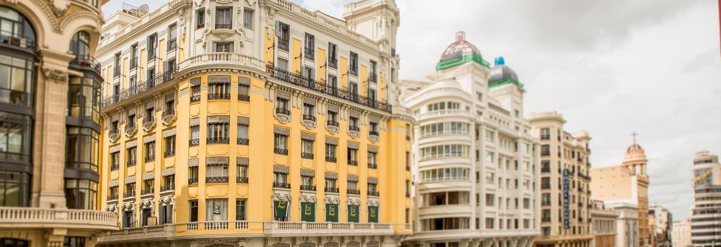 Hotel Arosa - Madrid - Building