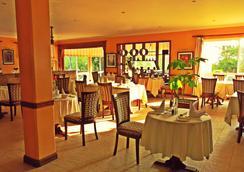Sovereign Hotel - Kisumu - Restoran