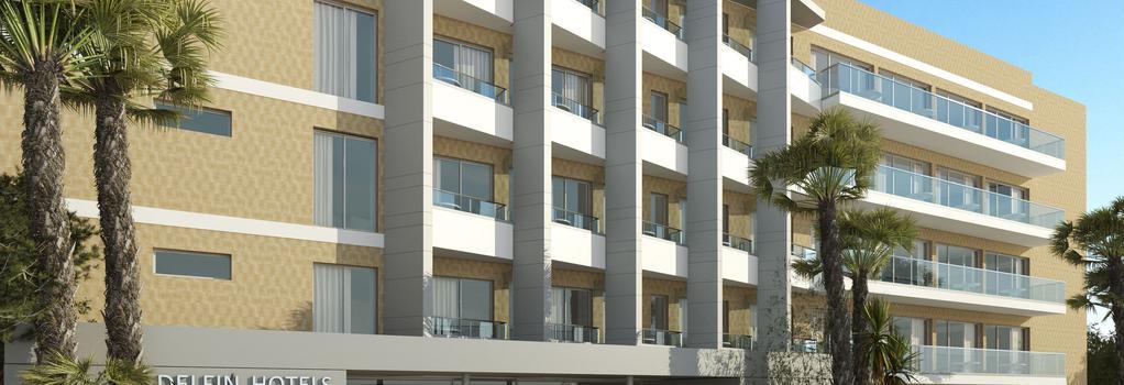 Hotel Senses Palmanova, Adults Only - Palma Nova - Building