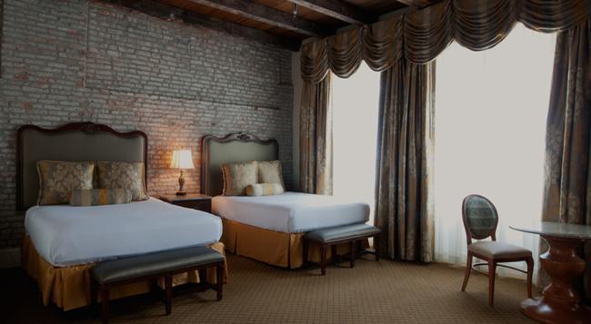 French Market Inn - New Orleans - Bedroom