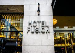 Hotel Fusion, A C-two Hotel - San Francisco - Bangunan