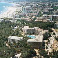 Hotel Jaime I Aerial View
