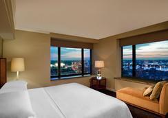 Sheraton Boston Hotel - Boston - Kamar Tidur