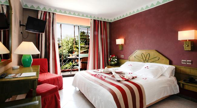 Hôtel Chems - Marrakesh - Bedroom