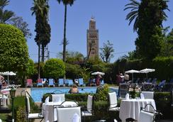 Hôtel Chems - Marrakesh - Kolam