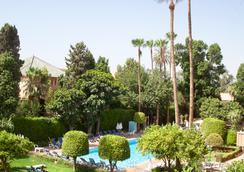 Hôtel Chems - Marrakesh - Pemandangan luar