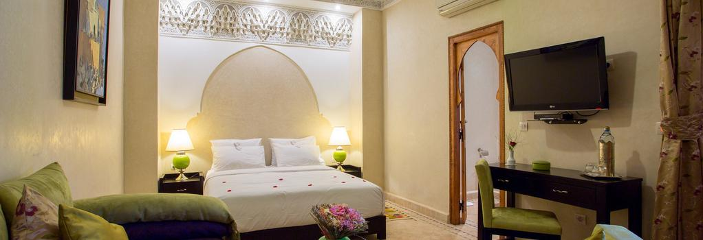 Riad Magda - Marrakesh - Bedroom