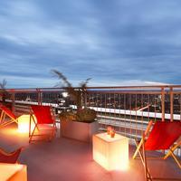 Park Inn by Radisson Berlin Alexanderplatz Terrace/Patio