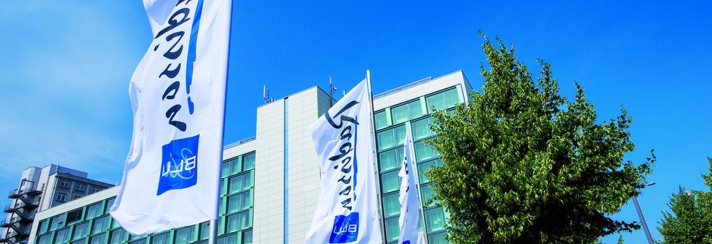 Radisson Blu Hotel, Leipzig - Leipzig - Building