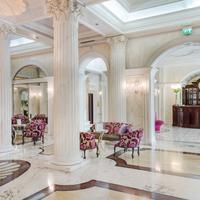 Grand Hotel Des Bains Lobby