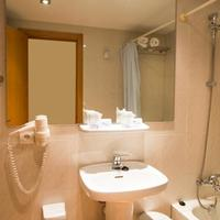 Hotel Abelux Bathroom