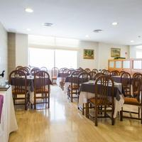 Hotel Abelux Breakfast Area