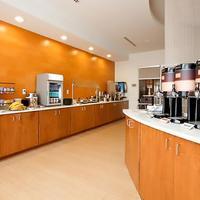 SpringHill Suites by Marriott Salt Lake City Airport Restaurant