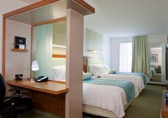SpringHill Suites by Marriott Salt Lake City Airport - Salt Lake City - Kamar Tidur