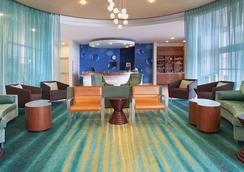 SpringHill Suites by Marriott Salt Lake City Airport - Salt Lake City - Lobi