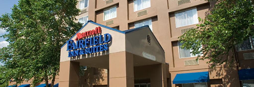 Fairfield Inn and Suites by Marriott Atlanta Perimeter Center - Atlanta - Building