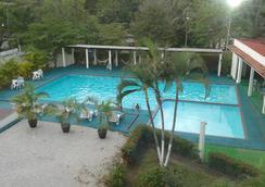 Hotel Tulijá Express Palenque - Palenque - Kolam