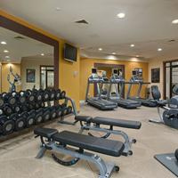 Radisson Hotel at The University of Toledo Fitness Facility