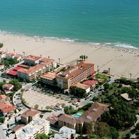Ohtels Gran Hotel Europe Aerial View