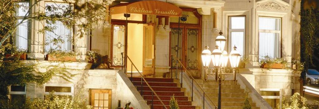Chateau Versailles - Montreal - Building