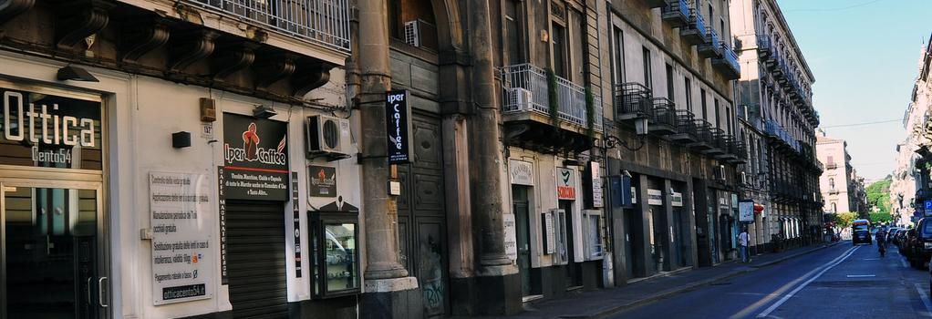 B&B Da Rì - Catania - Building