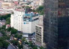 Hotel Fontan Reforma Mexico - Kota Meksiko - Bangunan