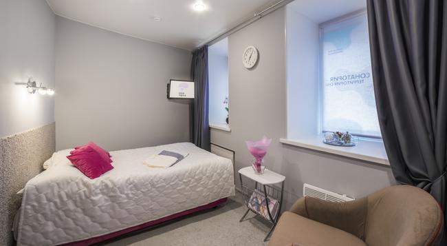 Sonatoriya - Saint Petersburg - Bedroom