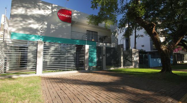 Concept Design Hostel & Suites - Foz do Iguaçu - Building