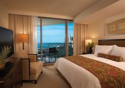 Jet Luxury @ The Trump Waikiki - Honolulu - Kamar Tidur